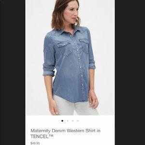 9ccd60491d0a7 H Bar C Tops   Vtg Shirt Western Ranchwear Pearl Snap Usa   Poshmark